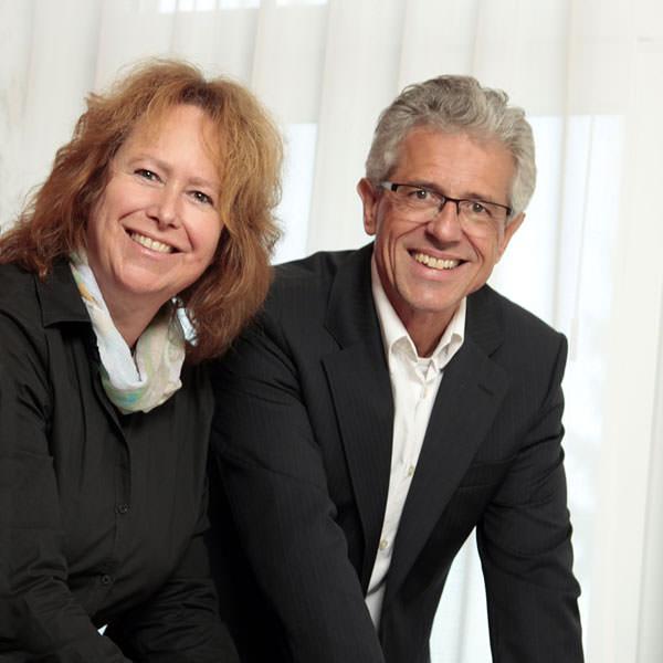 Anja Krauß und Dieter Durchdewald
