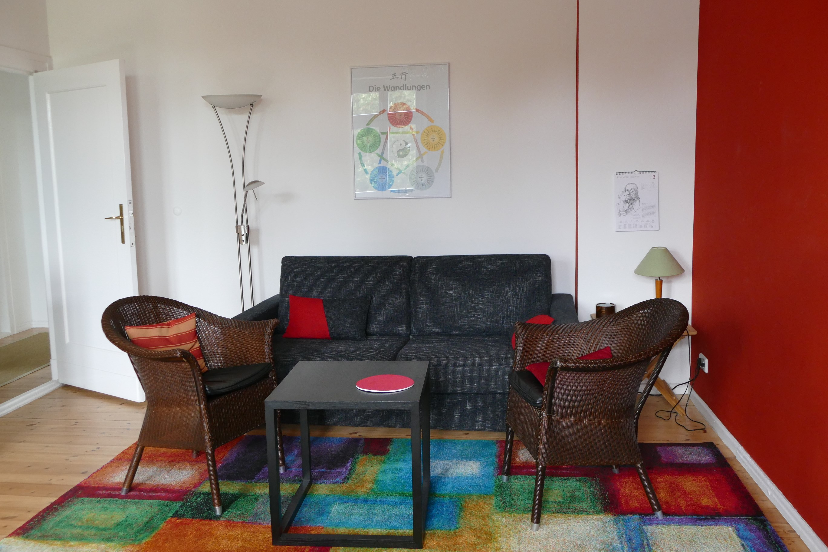 In unseren Räumen in Tempelhof beraten wir Sie gerne!